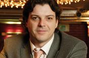Nick Lawson, the new MediaCom EMEA chief executive