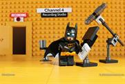 Lego Batman to take over Channel 4 ads