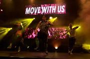 Reebok and Les Mills' One Live event in Glasgow