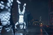 Stuntmen light up Kuala Lumpur skyline in new Lexus creative