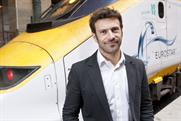 Eurostar: marketing director Lionel Benbassat