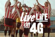 "Vodafone UK: ""let's go!"" by Grey London"