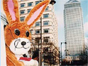 Live TV: the return of News Bunny?