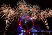 GLA says the budget for this year's NYE fireworks will be £1.7m