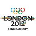 London 2012: Thames-focused logo