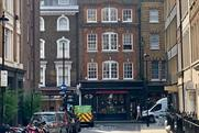 London Advertising: signed a lease for office space in Brewer Street, Soho