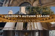 London's autumn season showcased in Sadiq Khan-backed campaign