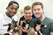 The Loveable Rogues: visit Battersea Dogs & Cats Home