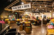 Lush Cosmetics launches paper screen-printing workshop