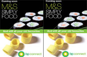 M&S and BP: partnership push