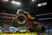 Hot Wheels is bringing its Monster Trucks live show to Europe