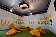 McDonald's creates 'lasting memories' to target young people with McNuggets tour