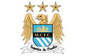 Manchester City: sponsored by Thomas Cook