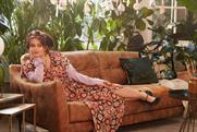 Helena Bonham Carter: star of Sofology ad