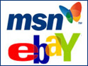 MSN and eBay: deal extension