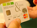 &more: combined loyalty and credit card