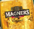 Magners: inveting £21m in UK promotion