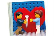 Campaign loves... Lego