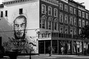 Mural's wedding: street art goes commercial