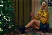 M&S celebrates dropping 'blockbuster' Christmas ad
