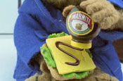 Marmite ad: starring Paddington Bear