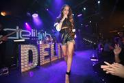 Delilah was the latest Mastercard Priceless Gig star