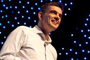 Matt Brittin: Google's vice president of business and operations in Europe