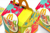 McDonald's: launches a meal to support wildlife