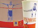 McDonald's: revamped packaging