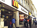 McDonald's: ITV deal under fire