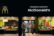 McDonald's: rolling out table service at 400 UK restaurants