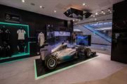 Mercedes-Benz opens immersive pop-up