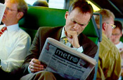 Metro International: €6.4m loss in first quarter