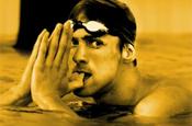 Phelps: star of Visa ad