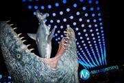 Microgaming creates Jurassic World installation