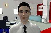 Environment Secretary: Interviewed by Sky News in Second Life