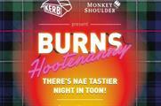 Monkey Shoulder to host Burns Night celebration