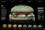 Burger King and Black & Abroad headline winners at D&AD Awards