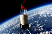 Event TV: Bompas & Parr and Mr Fogg's send first cocktail into space