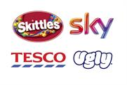 Brave Brand of the Year: will you be voting for Tesco, Skittles, Sky or Ugly?