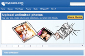MySpace: improved functionality