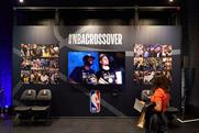 NBA partners Foot Locker, Gatorade and Tissot for interactive event