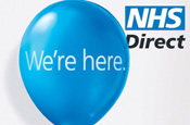 NHS Direct: identity by Thompson Brand Partners