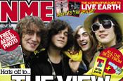 NME: mobile Wap site