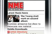 NME: mobile revamp