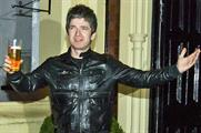 Tennent's Lager creates personal brand experience for Noel Gallagher