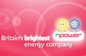 Npower: dm account goes to EHS Brann