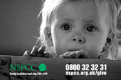 NSPCC: promoting the need for donors