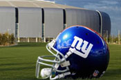 NY Giants: ran out winners