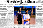 New York Times: free to view